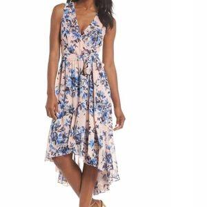 Dress Floral Chiffon